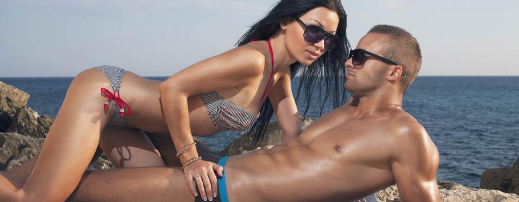Orgazam na plaži