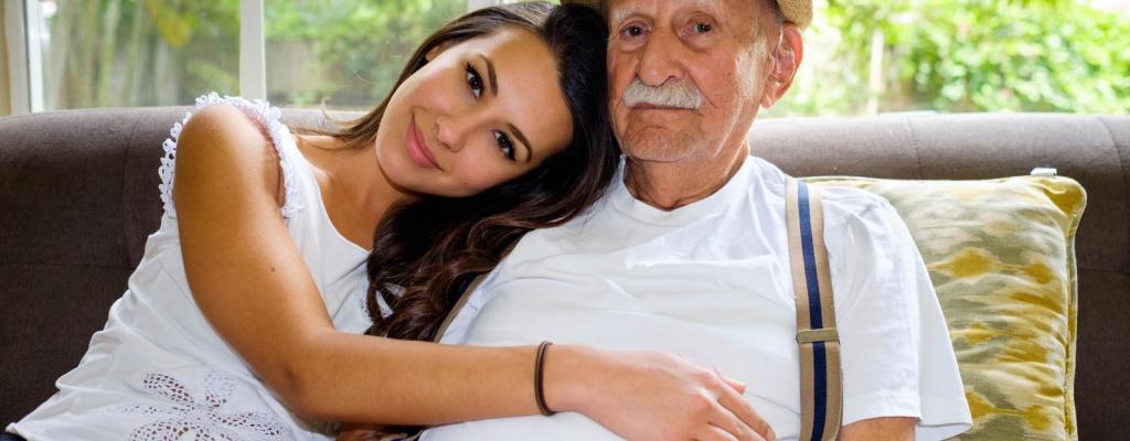 U počast starijim muškarcima